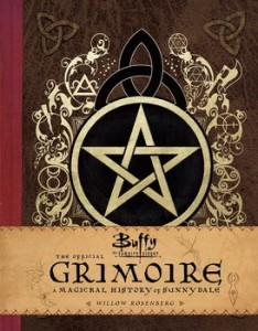 buffy grimoire
